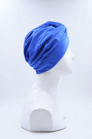 Turbante Elsa Lycra Bluette